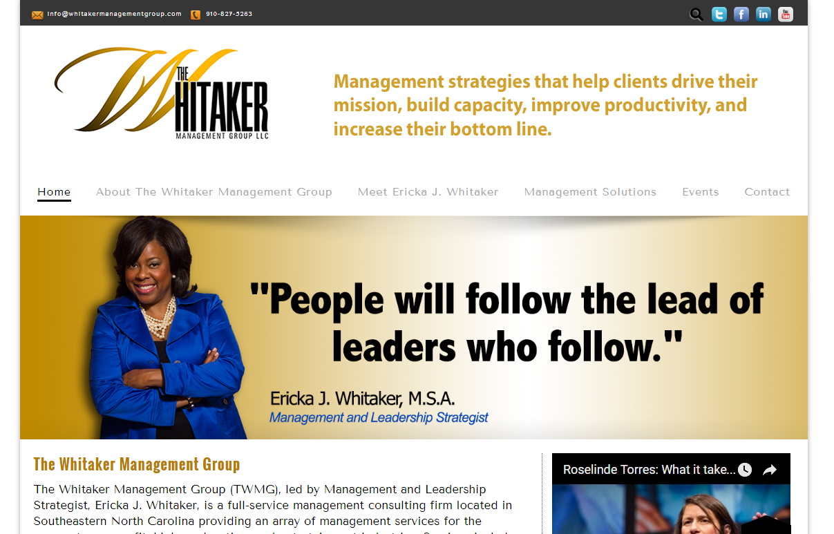 The Whitaker Management Group