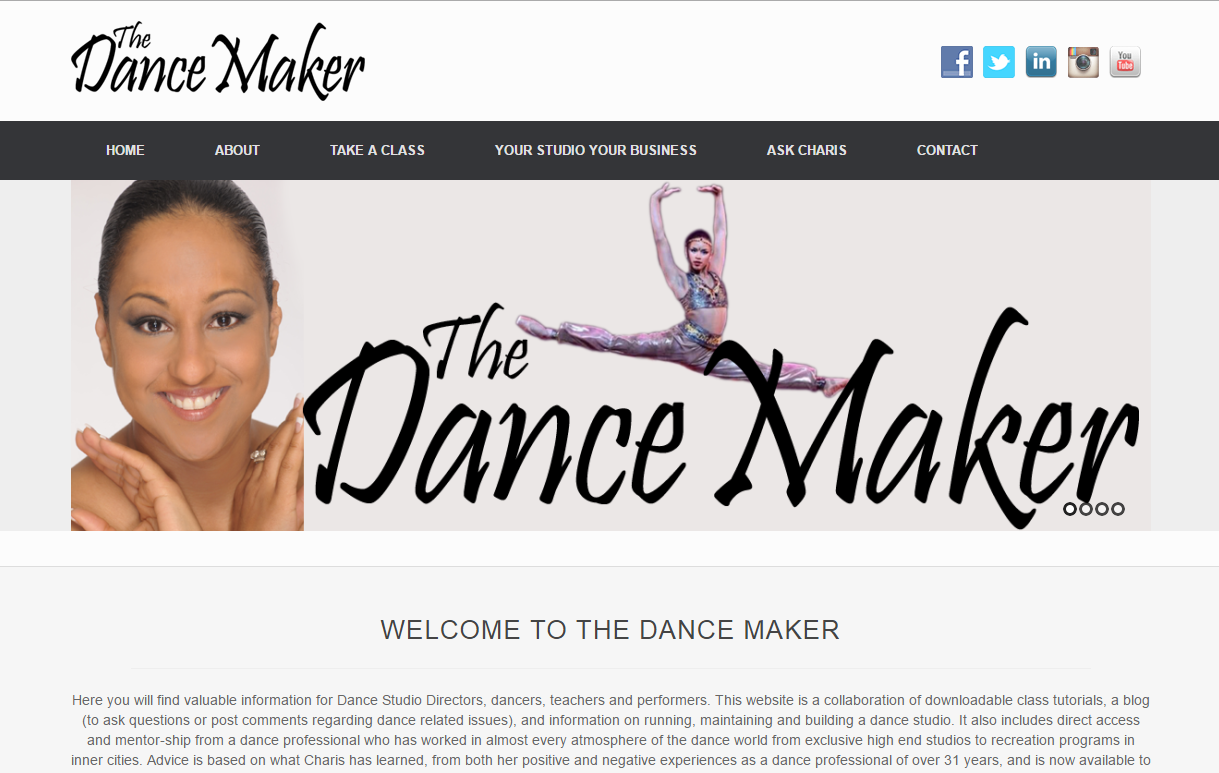 The DanceMaker
