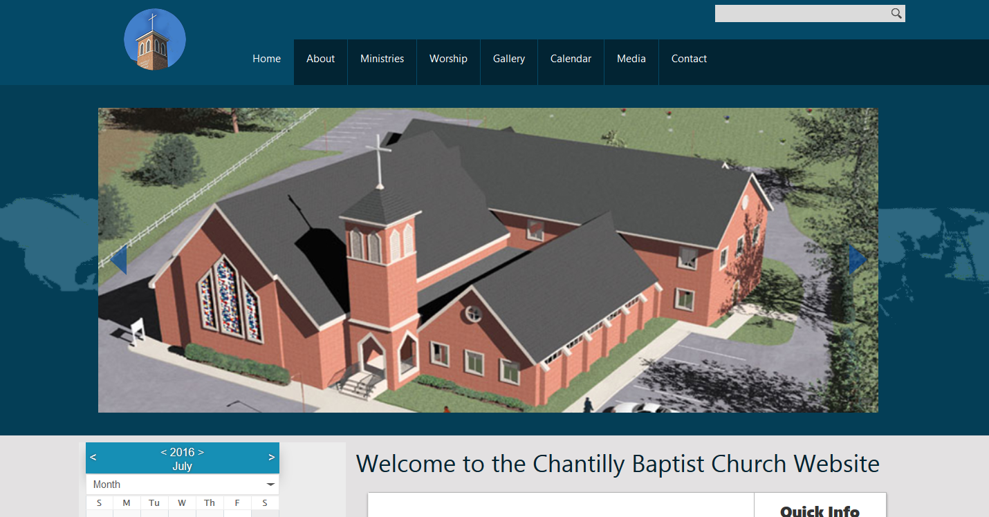 Chantilly Baptist Church
