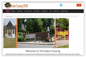 Tall Oaks Crossing HOA