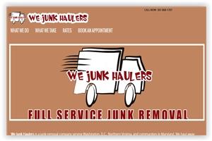 We Junk Haulers