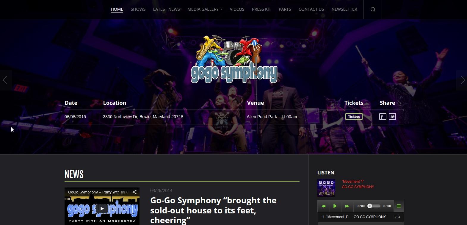 Go-Go Symphony
